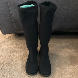Gucci boots socks